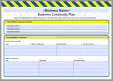 Business Continuity Plan template