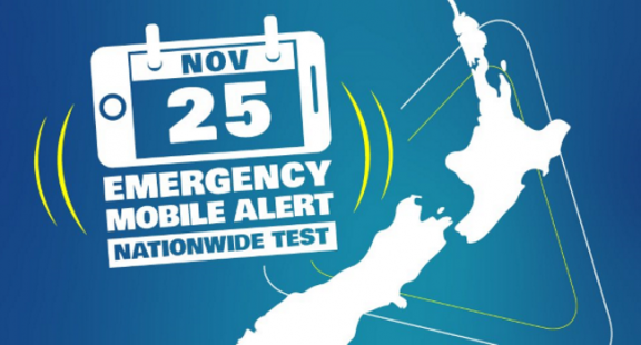 A nationwide test of Emergency Mobile Alert will take place on November 25. Find out more